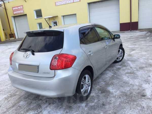 Toyota Auris, 2008 год, 405 000 руб.
