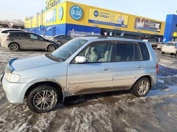 Mazda Demio, 2000 год, 105 000 руб.