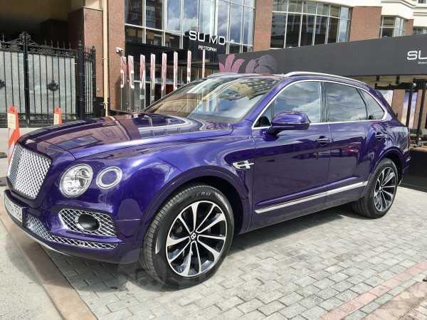 Bentley Bentayga, 2016 год, 12 000 000 руб.