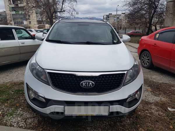 Kia Sportage, 2015 год, 1 035 000 руб.