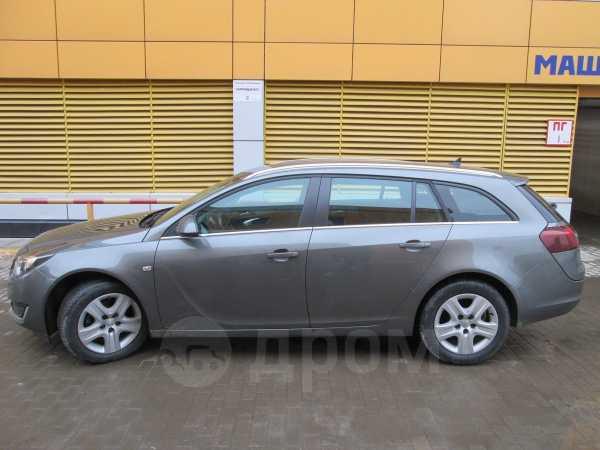 Opel Insignia, 2017 год, 1 020 000 руб.