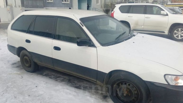 Toyota Corolla, 2000 год, 170 000 руб.