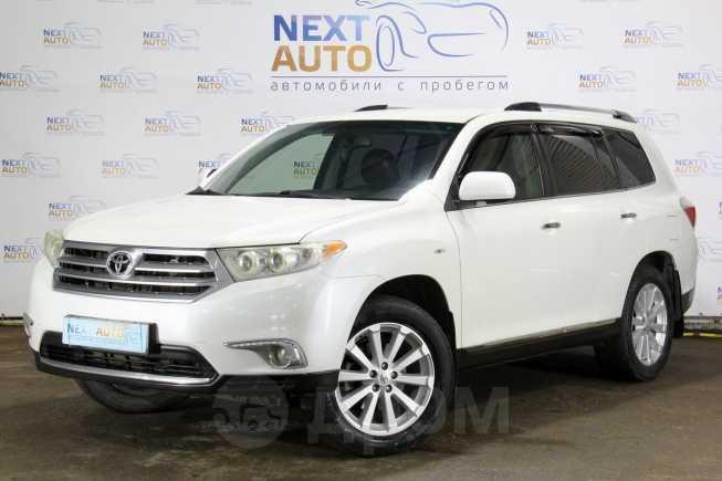 Toyota Highlander, 2010 год, 1 250 000 руб.