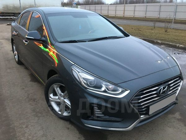 Hyundai Sonata, 2018 год, 1 122 000 руб.