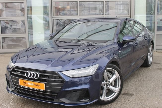 Audi A7, 2018 год, 3 699 000 руб.