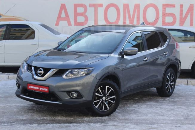 Nissan X-Trail, 2017 год, 1 330 000 руб.