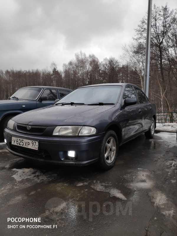 Mazda Familia, 1996 год, 100 000 руб.