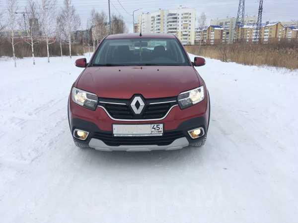 Renault Logan Stepway, 2019 год, 700 000 руб.