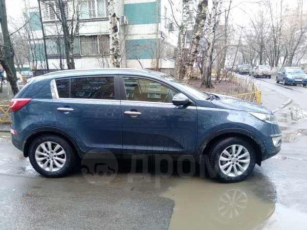 Kia Sportage, 2012 год, 650 000 руб.