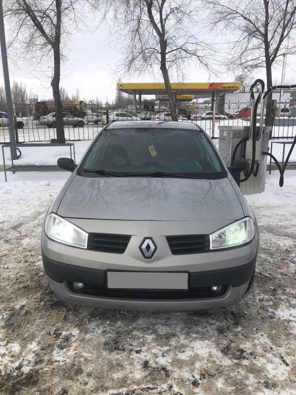 Renault Megane, 2005 год, 190 000 руб.