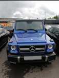 Mercedes-Benz G-Class, 2016 год, 5 484 510 руб.