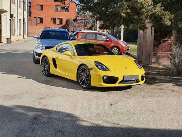 Porsche Cayman, 2013 год, 2 390 000 руб.