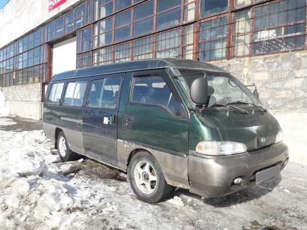 Hyundai Grace, 1999 год, 150 000 руб.