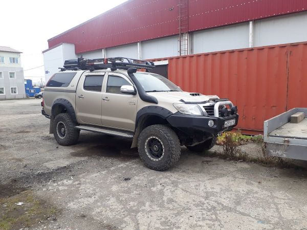 Toyota Hilux Pick Up, 2012 год, 3 200 000 руб.