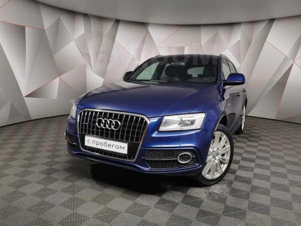 Audi Q5, 2015 год, 1 489 950 руб.