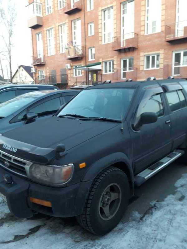 Nissan Terrano, 1997 год, 450 000 руб.