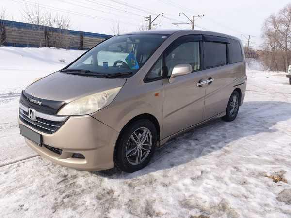 Honda Stepwgn, 2006 год, 670 000 руб.