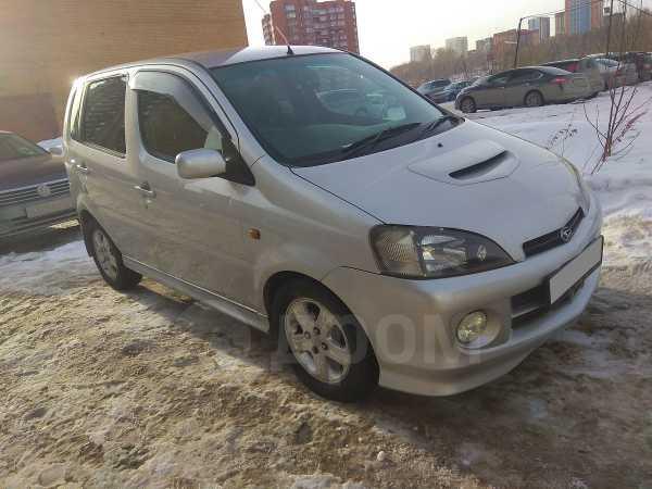 Daihatsu YRV, 2002 год, 199 000 руб.