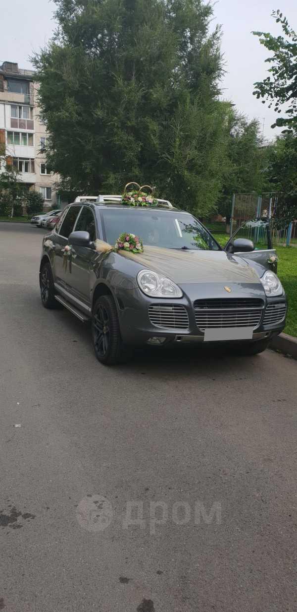 Porsche Cayenne, 2004 год, 800 000 руб.