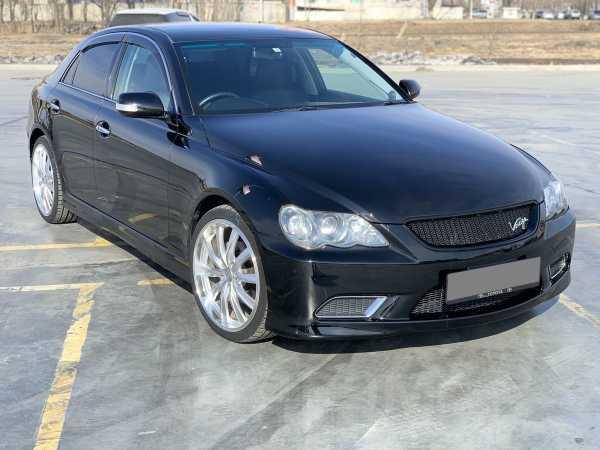 Toyota Mark X, 2007 год, 369 999 руб.