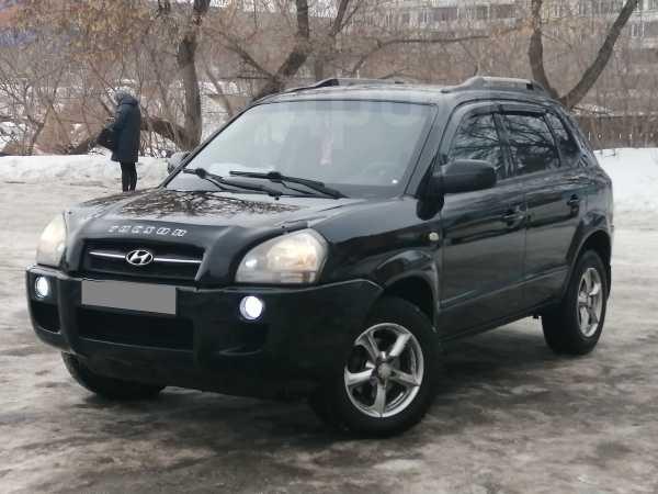 Hyundai Tucson, 2006 год, 505 000 руб.