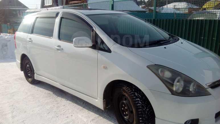 Toyota Wish, 2004 год, 540 000 руб.