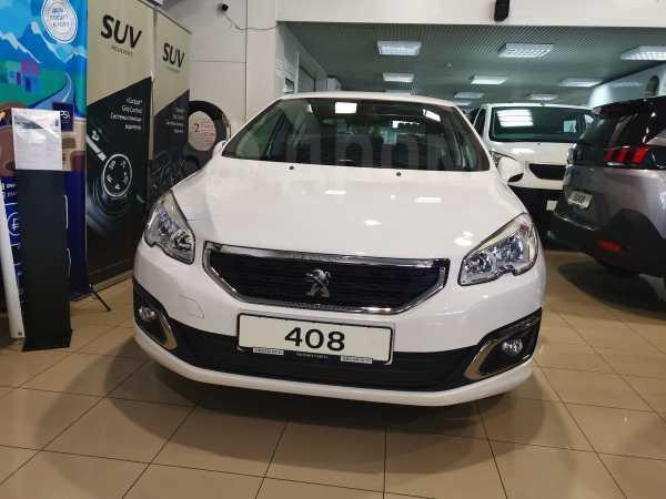 Peugeot 408, 2019 год, 999 000 руб.