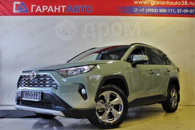 Toyota RAV4, 2020 год, 2 135 000 руб.