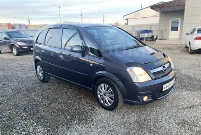 Opel Meriva, 2007 год, 285 000 руб.