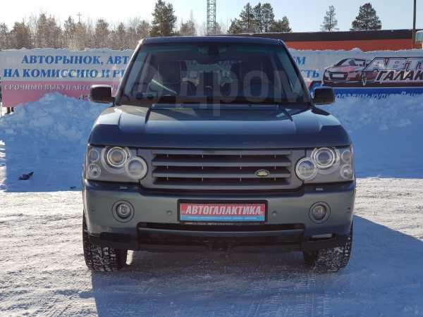 Land Rover Range Rover, 2006 год, 740 000 руб.