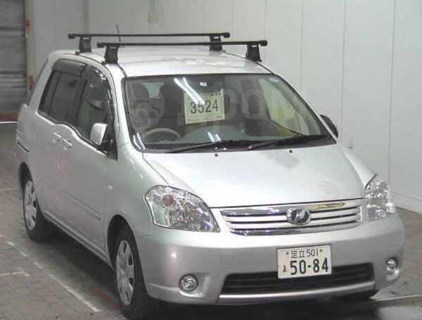 Toyota Raum, 2009 год, 550 000 руб.