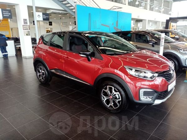 Renault Kaptur, 2019 год, 1 368 355 руб.