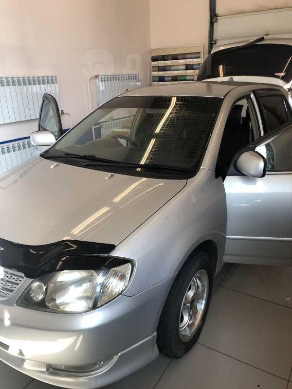 Toyota Allex, 2001 год, 360 000 руб.