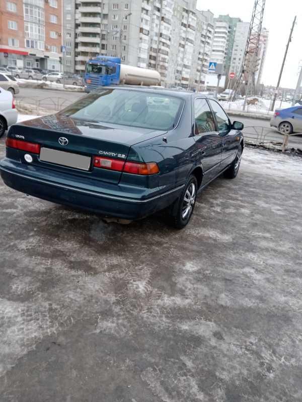 Toyota Camry, 1997 год, 219 000 руб.