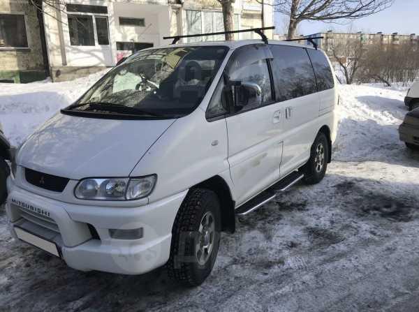 Mitsubishi Delica, 2005 год, 500 000 руб.