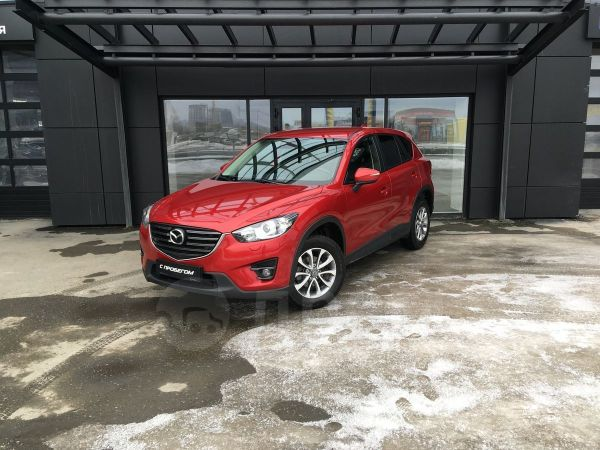 Mazda CX-5, 2015 год, 1 355 000 руб.