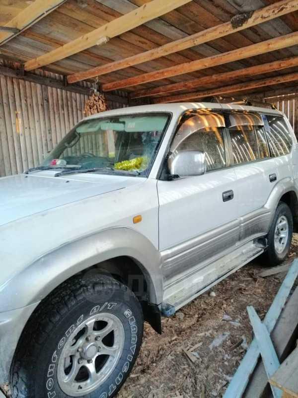 Toyota Land Cruiser Prado, 1999 год, 280 000 руб.