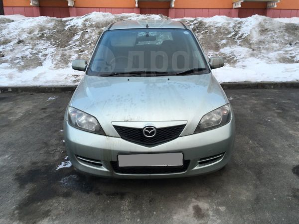 Mazda Demio, 2003 год, 199 000 руб.