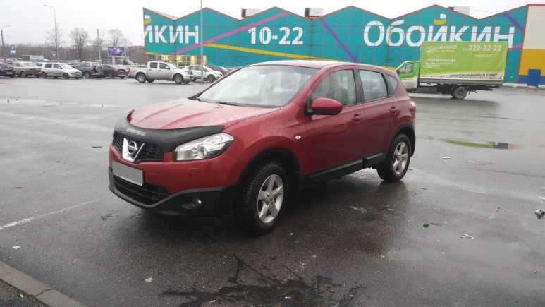 Nissan Qashqai, 2010 год, 519 000 руб.