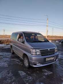 Челябинск Elgrand 2000