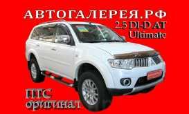 Хабаровск Pajero Sport 2012