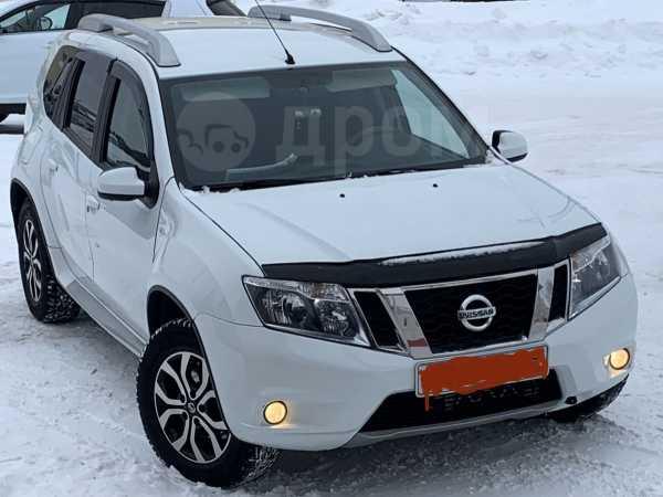 Nissan Terrano, 2017 год, 750 000 руб.