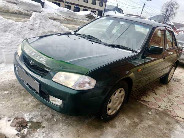 Mazda Familia, 2001 год, 159 000 руб.