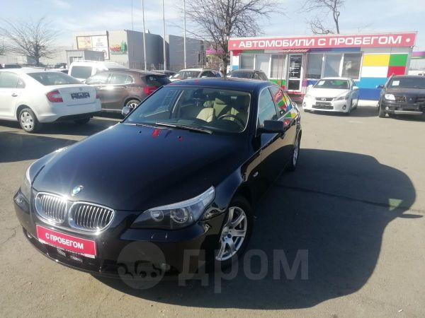 BMW 5-Series, 2006 год, 549 000 руб.