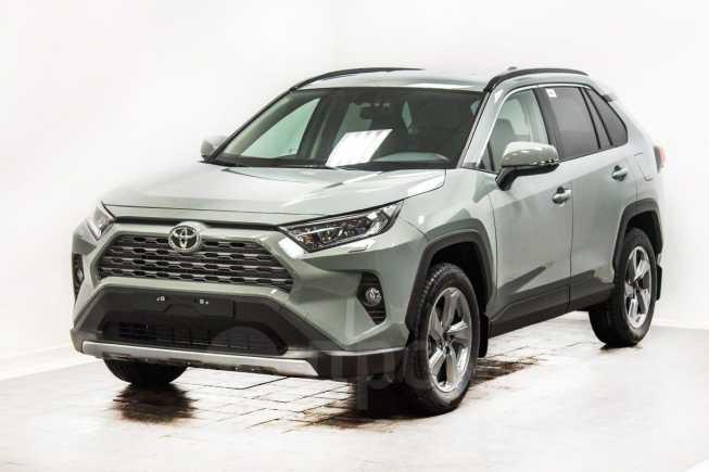 Toyota RAV4, 2019 год, 1 710 000 руб.