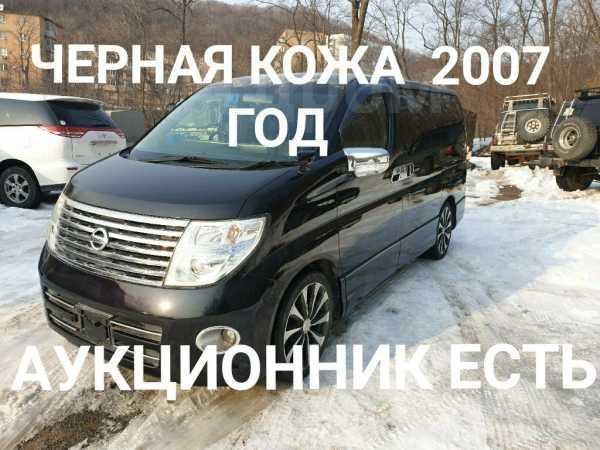 Nissan Elgrand, 2007 год, 290 000 руб.