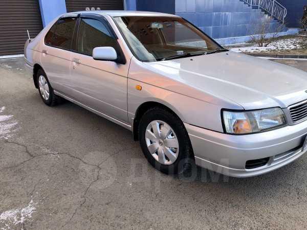 Nissan Bluebird, 2001 год, 195 000 руб.