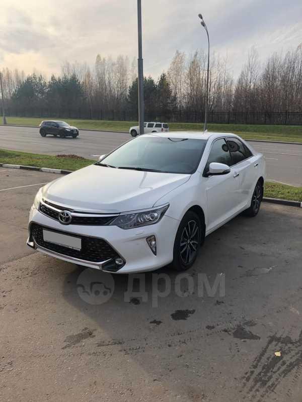 Toyota Camry, 2017 год, 1 429 999 руб.