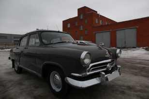 Москва 21 Волга 1958