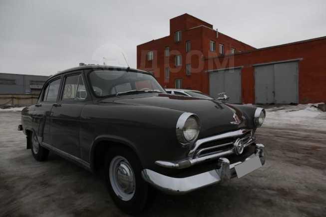 ГАЗ 21 Волга, 1958 год, 1 800 000 руб.